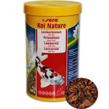Sera Dried Silkworm Treat 11.6oz (1000mL)
