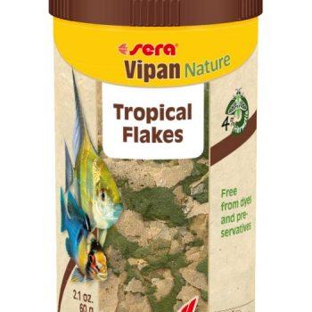 Sera Vipan Nature Tropical Flake 2.1oz/250mL
