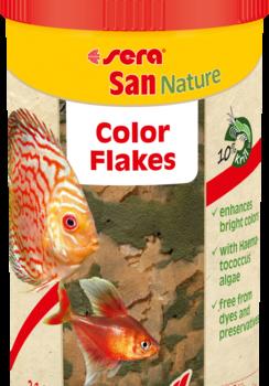 Sera San Nature Color Flakes 7.4oz (1000mL)