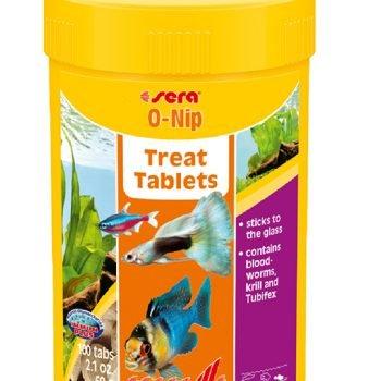 Sera O-nip Treat Tablets 6oz (265 tabs)